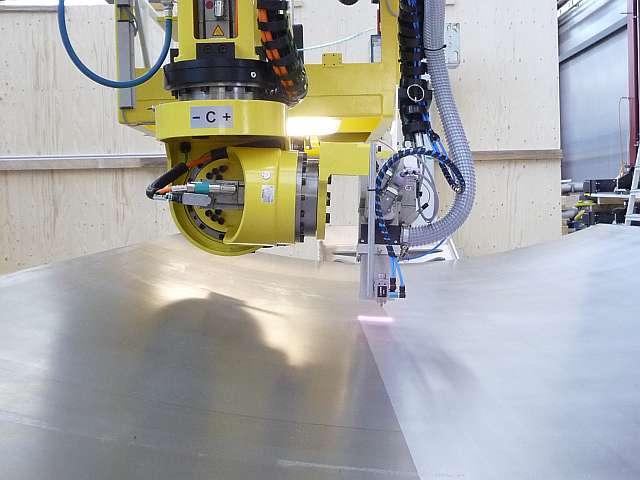 Automatización láser: sistemas de pórtico