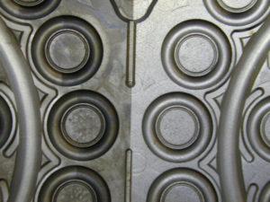 El láser en la industria del molde de caucho y neumáticos