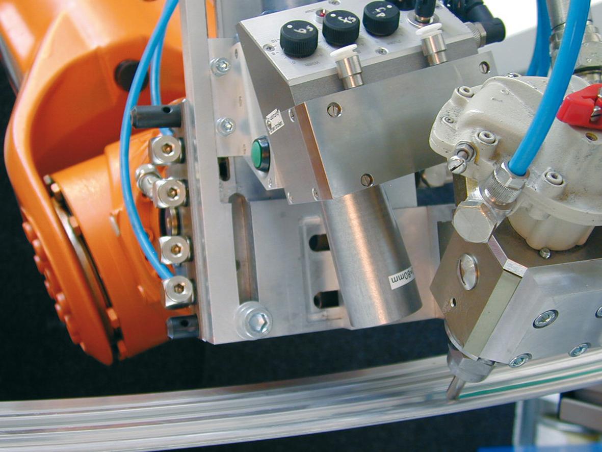 Automatización láser